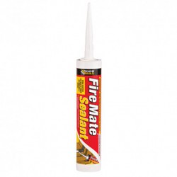 Everbuild Fire Mate Sealant C3 Cartridge - White