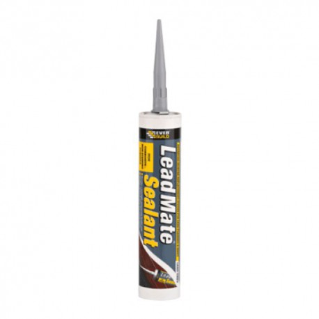 Everbuild Lead Mate Sealent C3 Cartridge Size Grey